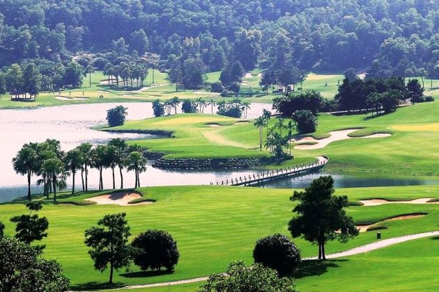 Chi Linh Star Golf and Country Club in Hai Duong