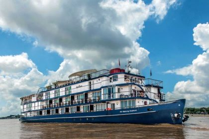 Jayavarman cruise ship mekong river cruises 2020