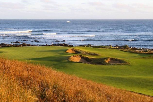Ocean Dunes Golf Club in phan thiet