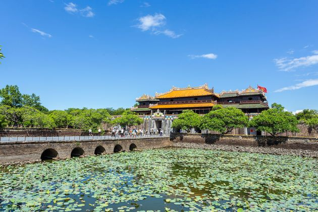 best time to visit hue