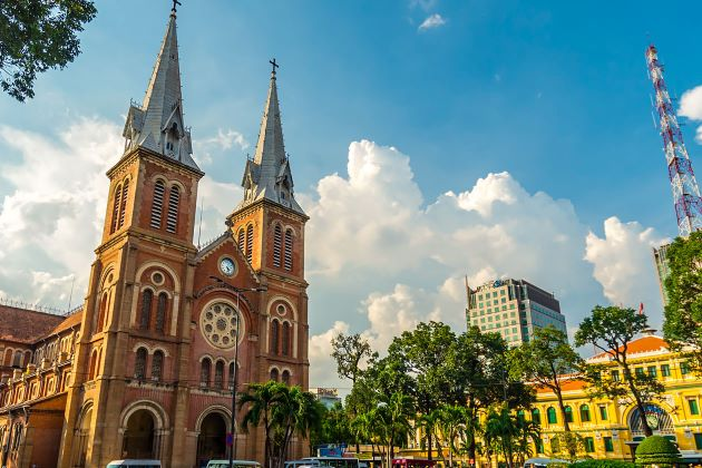 best time to visit saigon