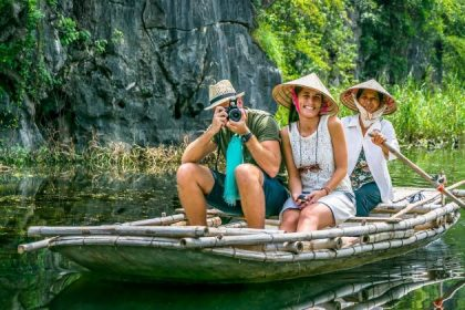explore ninh binh in honeymoon packages in vietnam