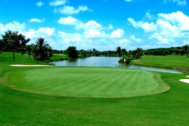 golf course in vung tau