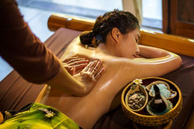 hanoi body massage