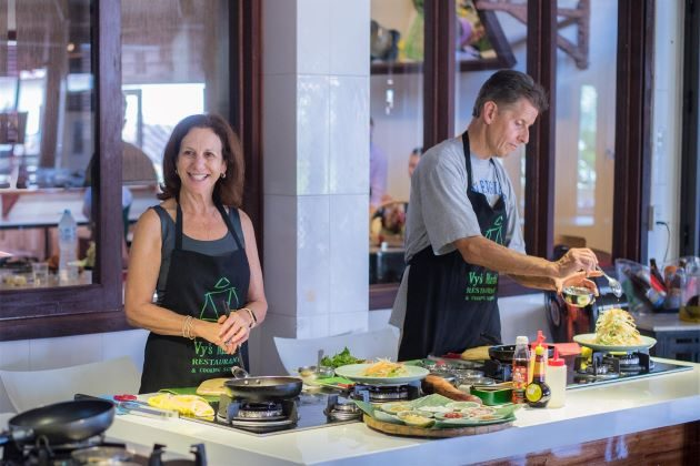 hoi ai private cooking class