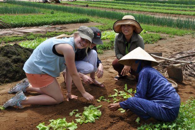 hoi an farming tour vietnam luxury tour operator
