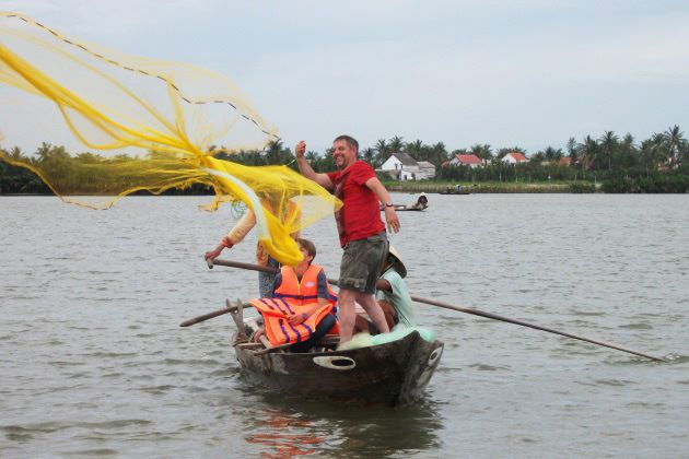 hoi an fishing tour