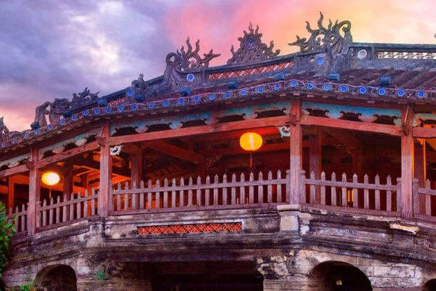 hoi an japanese covered bridge