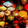 lanterns at hoi an luxury Vietnam honeymoon tour packages