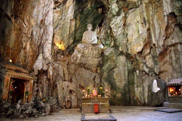 marble mountain Vietnam Golf Holidays