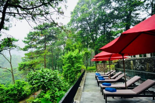 melia ba vi retreat vietnam luxury holiday packages