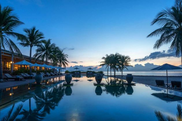 relax at deluxe resorts on vietnam luxury travel