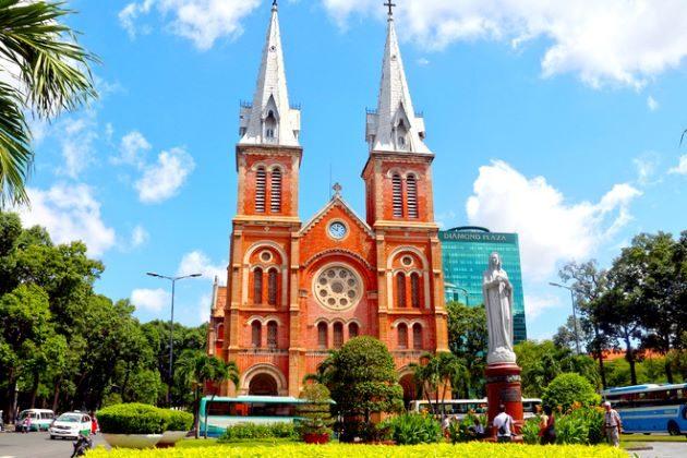 saigon city vietnam