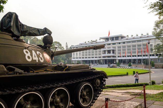 saigon reunification palace