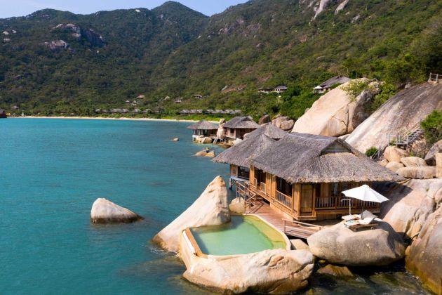 six sense ninh van bay resort in nha trang