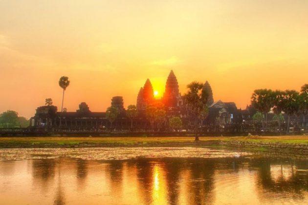 the angkor wat complex cambodia vietnam luxury tours