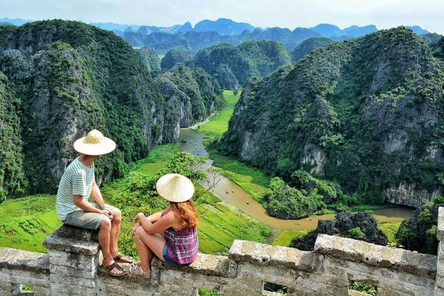 trang an honeymoon for couples