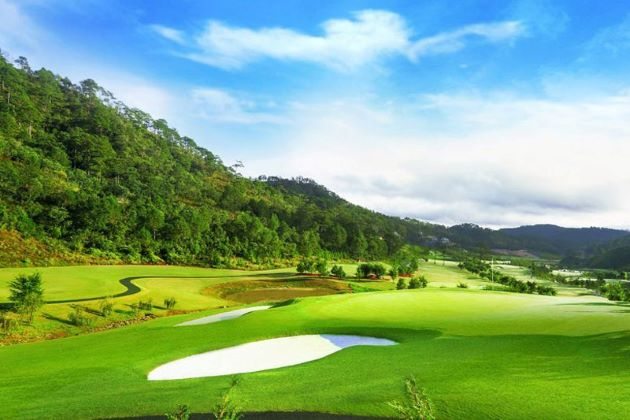 vietnam country and golf club in saigon