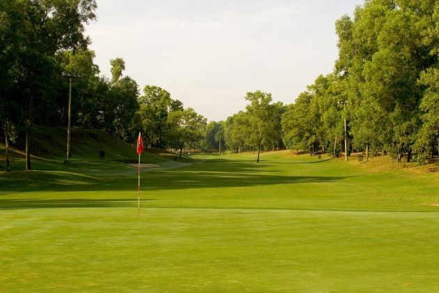 vietnam golf and country club in ho chi minh city