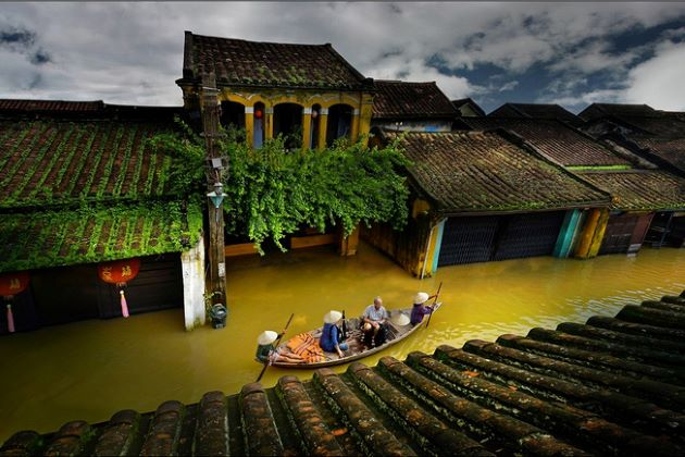 vietnam has low risk of danger to travel