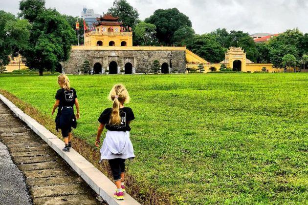 vietnam is safe to travel with children