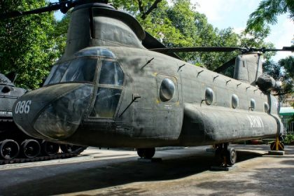 war renmant museum in saigon vietnam luxury travel
